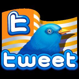 Tweet flag