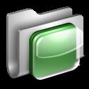 iOS Icons Metal Folder-128
