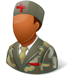 Armynurse Male Dark