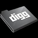 Digg grey-128
