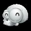 Happy Skull-64