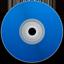 Blank Blue icon