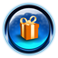 Christmas Box Gift Icon