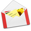Letter GMail Icon