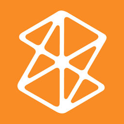 Zune Orange Metro icon