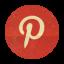 Retro Pinterest Rounded-64