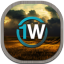1weather Flat Mobile Icon