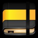 Moleskine Yellow-128