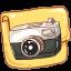 Folder Camera Photo icon