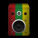 Speaker Reggae-128