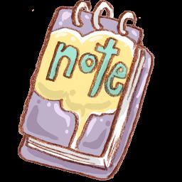 Note Icon Download Harmonia Pastelis Icons Iconspedia