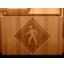 Public matte icon