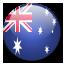 Australia Flag-64