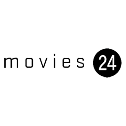 Movies 24 Black Icon | Download TV Channel icons | IconsPedia