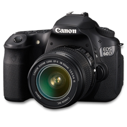 Canon 60D side