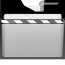 Folder Movie Graphite