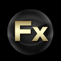 Flex Black and Gold