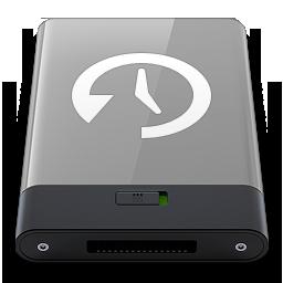 HDD Grey Time Machine W