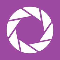 Picasa Purple Metro