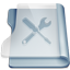 Graphite utilities icon