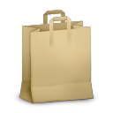 Paperbag Brown-128