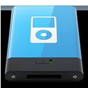 HDD Blue iPod W-128