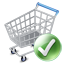 Shopcart Apply icon