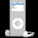 iPod nano argente-128