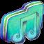 Music Alt Green Folder-64