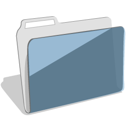 icon of a folder