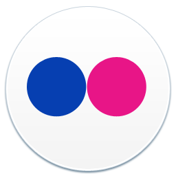 Flickr Icon | Download Web social icons | IconsPedia