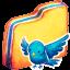 Birdie Folder icon