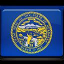 Nebraska Flag-128