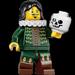 Lego Shakespear