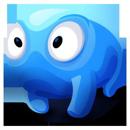 Creature Blue