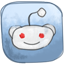 Reddit hand drawned Icon