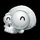 Happy Skull-128