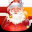 Old Santa icon