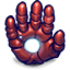 Ironman Hand icon