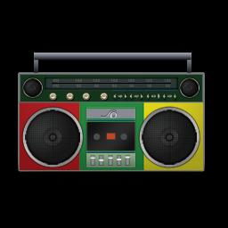 Boombox Reggae