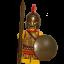 Lego Spartan icon