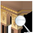 Arch of Triumph Zoom-128