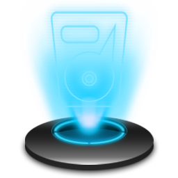 HDD Hologram