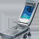 Nokia N71 open-128
