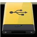HDD Yellow USB-128