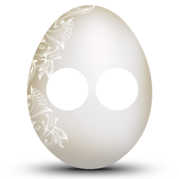 Flickr White Egg