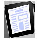 iPad text-128