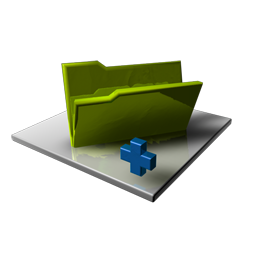 Folder Empty Add