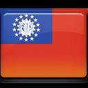 Burma Flag-128