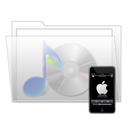 My music Icon | Download Clarity Folder icons | IconsPedia
